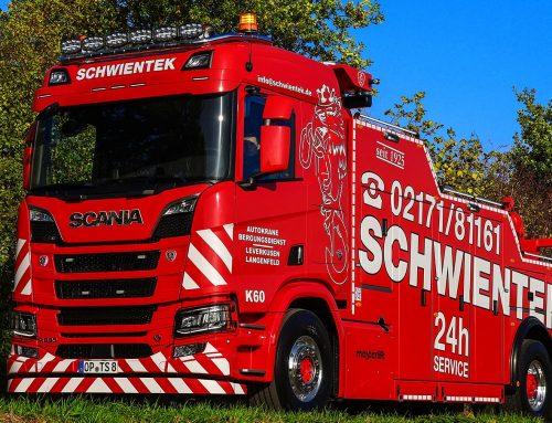 Scania R650 (K60) – V8 Power aus Schweden (650PS)