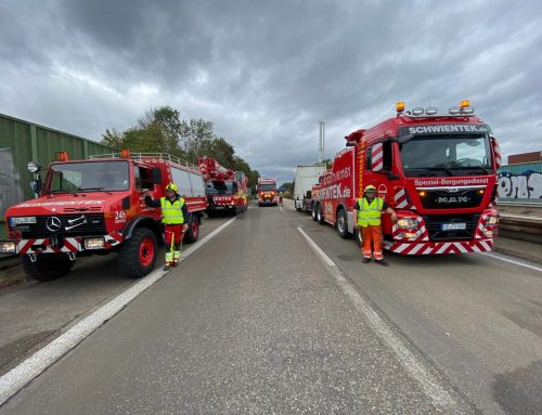 Lkw Unfall A59 Düsseldorf